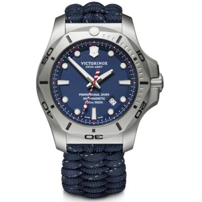 VICTORINOX瑞士維氏I.N.O.X. 專業潛水錶(VISA-241843)-藍