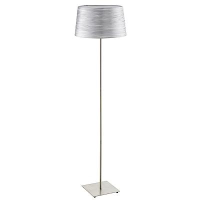 EGLO歐風燈飾 歐風灰布質燈罩立燈/落地燈(不含燈泡)