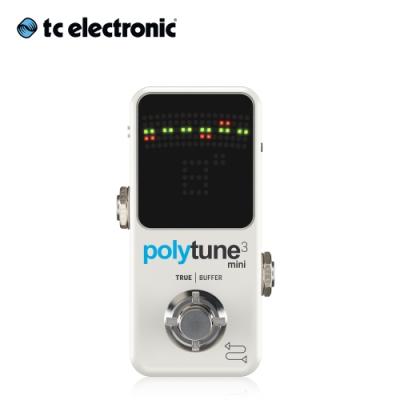 tc electronic Polytune 3 Mini 地板式調音器
