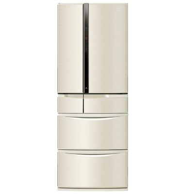 Panasonic國際牌 601公升 無邊框鋼板系列變頻六門電冰箱 NR-F607VT