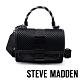 STEVE MADDEN-個性極簡風格翻蓋單肩背/手提包-黑色 product thumbnail 1