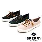 [時時樂限定]SPERRY 復古風尚經典帆布鞋(女)-兩色任選