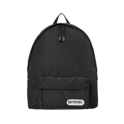【OUTDOOR】街頭滑行-後背包-黑色 OD291101BKN