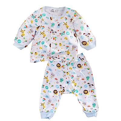 嬰幼兒薄長袖居家套裝 k50680 魔法Baby