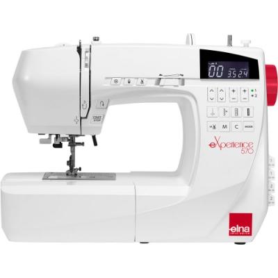 瑞士 elna 電腦縫紉機 eXperience 570