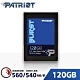 Patriot美商博帝 BURST 120GB 2.5吋 SSD固態硬碟 product thumbnail 1