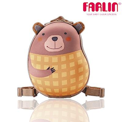 台灣製造【Farlin】sina&mina 3D可愛動物造型小童後背包
