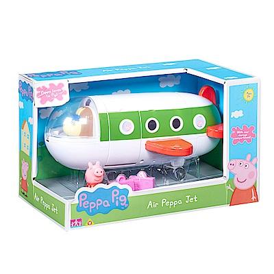 Peppa Pig 粉紅豬小妹 - 旅行飛機