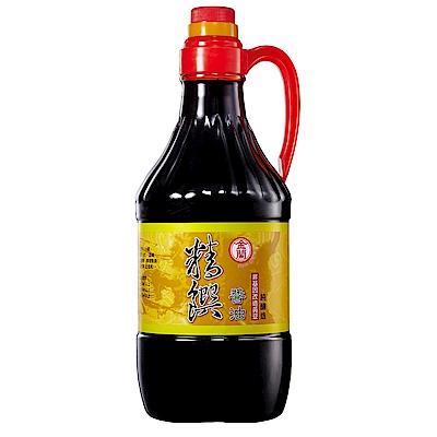 金蘭精饌醬油1500ml