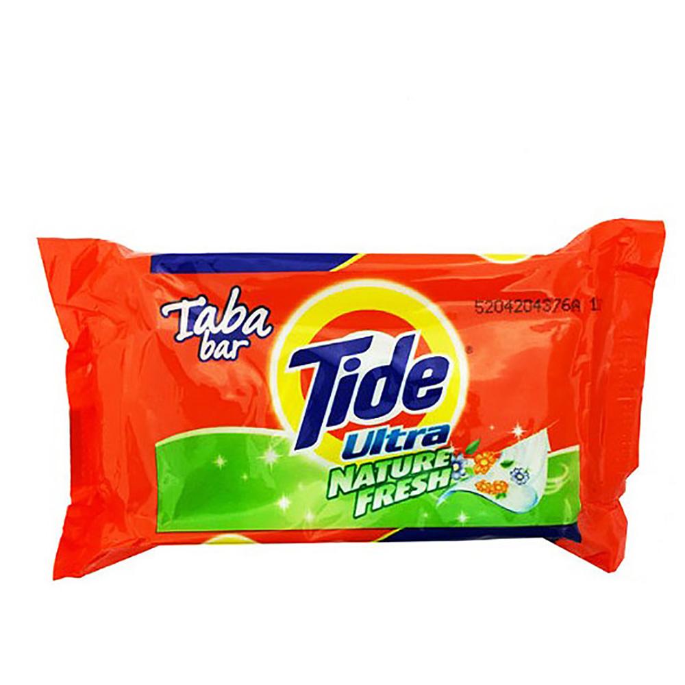 美國Tide 洗衣皂-綠色清香(125g)