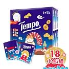 Tempo紙手帕 天然無香 賀年招財限量版 7抽x18包/組