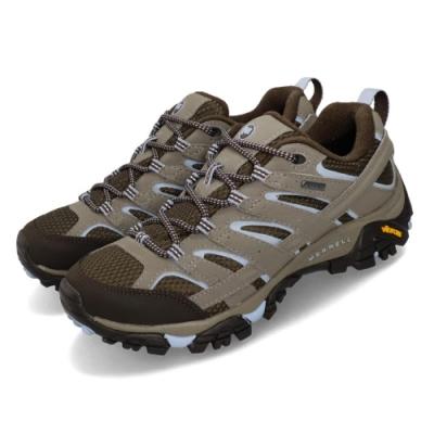 Merrell 戶外鞋 Moab 2 GTX 防水 女鞋