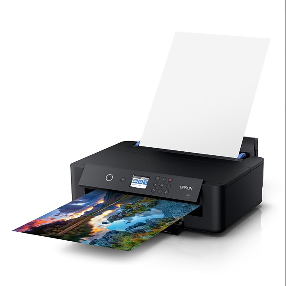 (加購墨水超值組)EPSON XP-15010 A3+雙網六色相片輸出印表機+1黑5彩