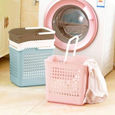 lemonsolo 多用途收納洗衣籃 (2入) LM-T201