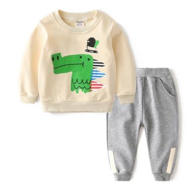 Baby童衣 兒童長袖休閒套裝 長袖套裝 88224