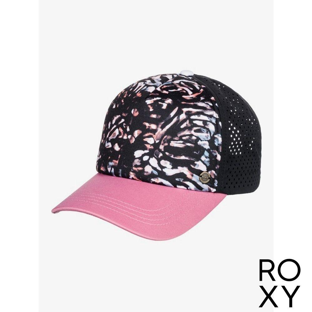 【ROXY】CALIFORNIA ELECTRIC 帽 黑白