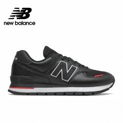 [New Balance]復古運動鞋_中性_黑色_ML574DTD-D楦