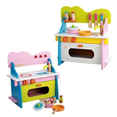 親親 木製繽紛廚房(MSN15027)