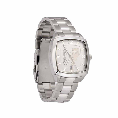 李小龍 BruseLee 龍影限量腕錶 白色