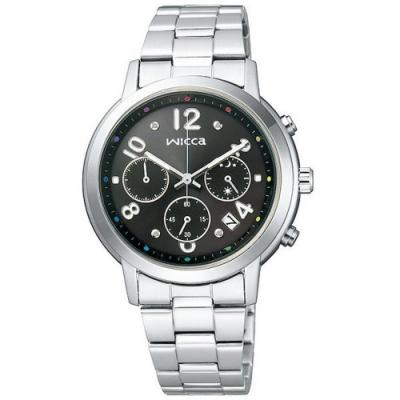 WICCA 甜美少女風格腕錶 KF5-012-53