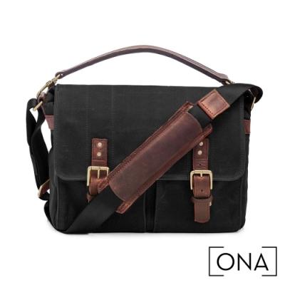 ONA Prince Street 專業相機包(1機3鏡,11吋筆電適用) - 經典黑