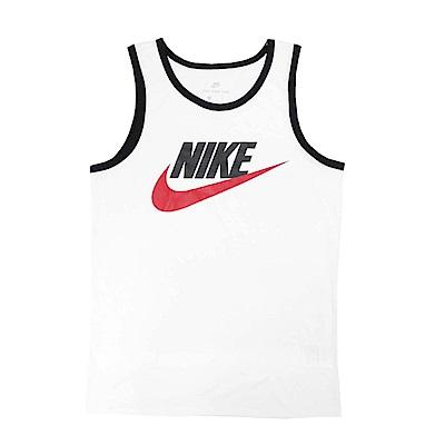 Nike 背心 Nsw Tank Ace Logo 男款