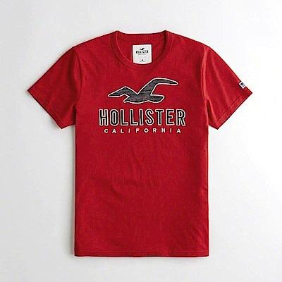 Hollister HCO 短袖 T恤 紅色 0968
