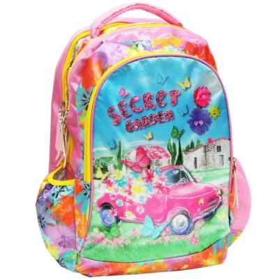 【MAXPERO】秘密花園19吋後背書包 / 兒童背包 / 後背包