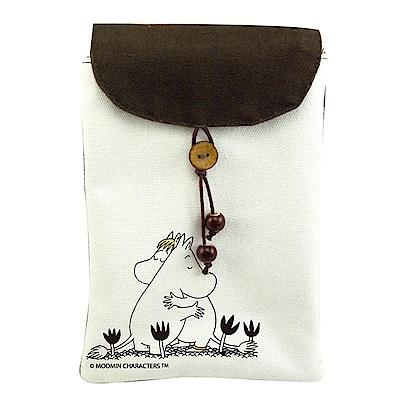 Moomin  04 有你在真好-手機袋