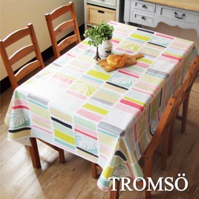 TROMSO北歐生活抗汙防水桌布-北歐樂繽紛