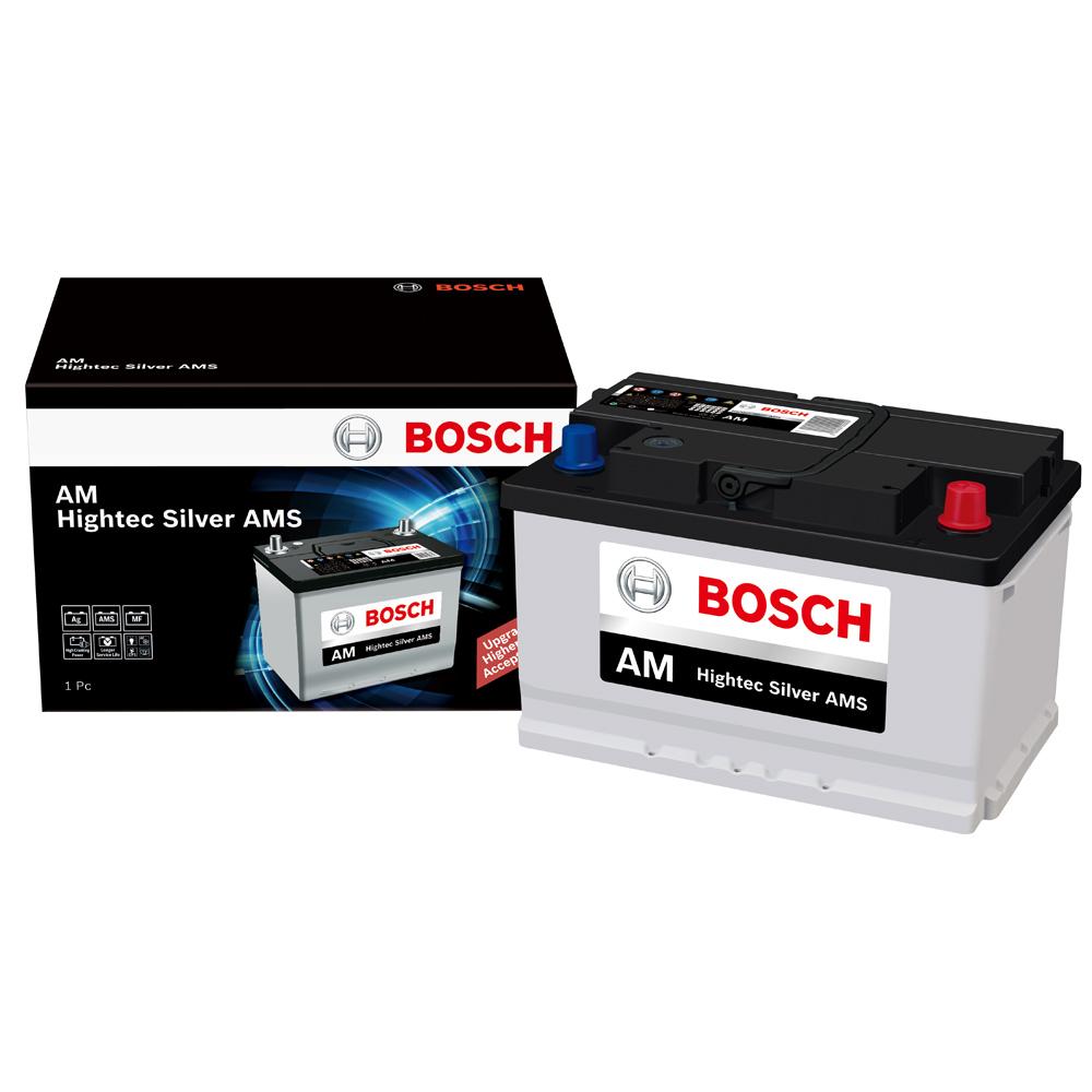 【BOSCH】DIN74 S5銀合金AMS充電制御 汽車電瓶