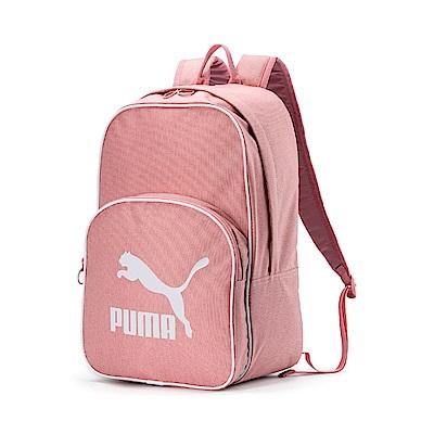 PUMA-男女Puma Originals後背包-新娘玫瑰