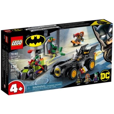 樂高LEGO 超級英雄系列 - LT76180 Batman vs. The Joker: Batmobile Chase