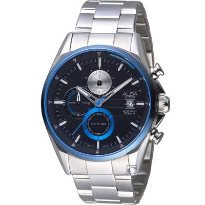 ALBA雅柏 潮流時尚計時腕錶(AM3599X1)44mm