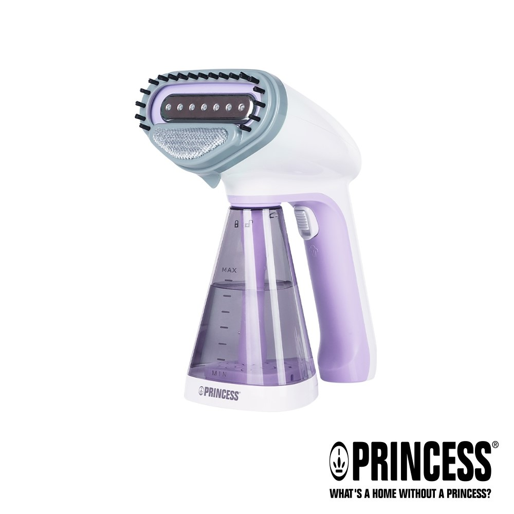 PRINCESS荷蘭公主手持式蒸氣掛燙機-薰衣紫332846V