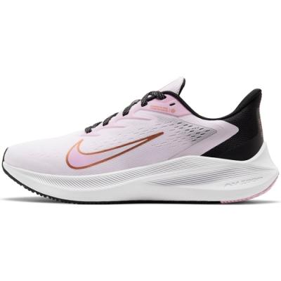 NIKE 慢跑鞋 運動鞋 氣墊 避震 女鞋 粉 CJ0302501 WMNS ZOOM WINFLO 7