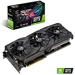 華碩 ASUS ROG Strix GeForce RTX2060 O6G GAMING 顯示卡