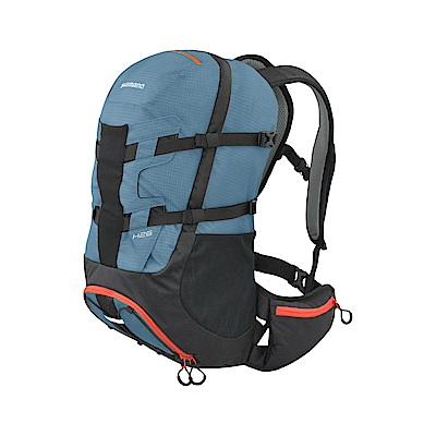 【SHIMANO】HOTAKA 26L 登山旅行背包 愛琴海藍