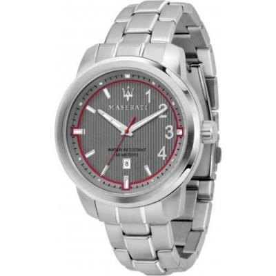 MASERATI TIME/瑪莎拉蒂ACTIVE POLO 三針日期腕錶 R8853137002