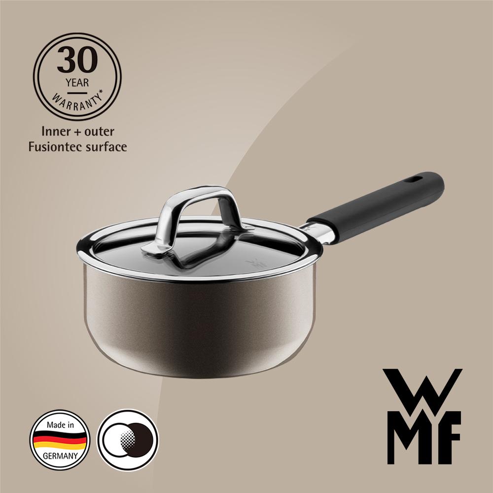 德國WMF Fusiontec 單手鍋16cm/1.3L-棕銅色(快)