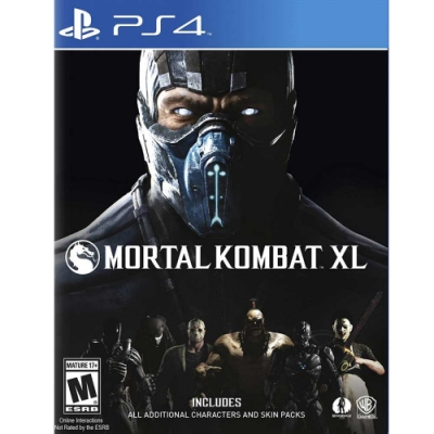 真人快打 XL Mortal Kombat XL - PS4 英文美版