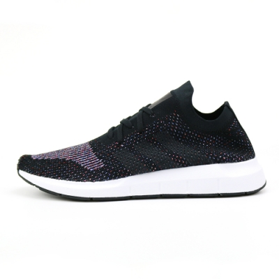 ADIDAS SWIFT RUN PK 男休閒鞋-黑-CQ2894
