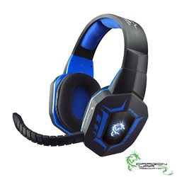 Dragonwar 音域暴動 7.1聲道環繞音效-專業電競遊戲耳麥(GHS005)