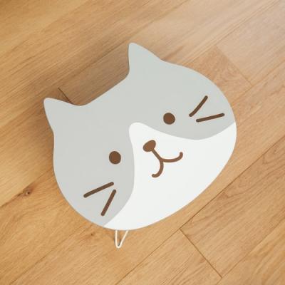 完美主義 貓咪造型和室桌/折疊桌/小茶几/床上桌/兒童書桌44x39x20