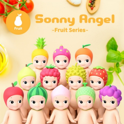 Sonny Angel 經典水果系列 盒玩公仔 New(盒裝12入)