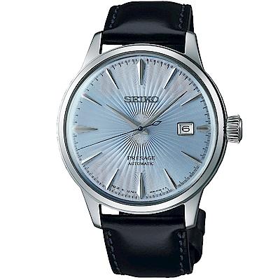 Seiko 精工 Presage 調酒師系列機械腕錶 4R35-01T0B SRPB43J