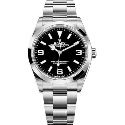 ROLEX 勞力士 124270 New Explorer 2021新款探險家腕錶 36mm