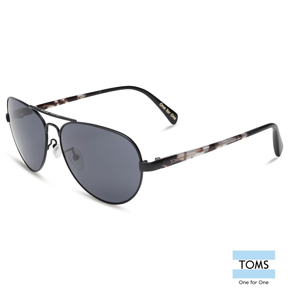TOMS MAVERICK201  經典紳士飛官款 太陽眼鏡-中性款 (10007262)