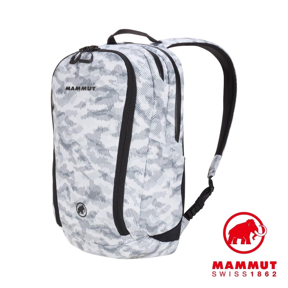 【Mammut】Seon 22L 迷彩攀岩筆電後背包 迷彩白 #2510-04090