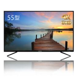 PROTON 普騰55型UHD 4K高畫質液晶顯示器+視訊盒(PLD-K558EH5)